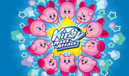 Images of Kirby Mass Attack Download - #rock-cafe