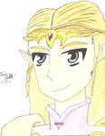 Anime Zelda 1
