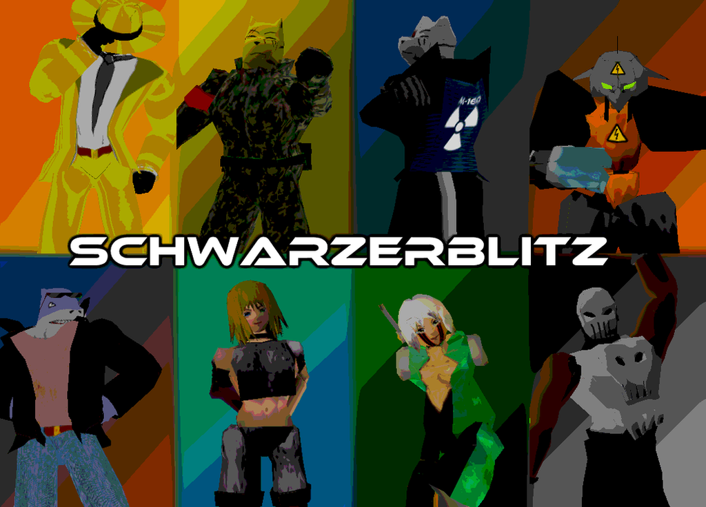Schwarzerblitz - Choose your fate! by AndreaJens