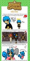 ACCF Meme: Koi -REDONE-