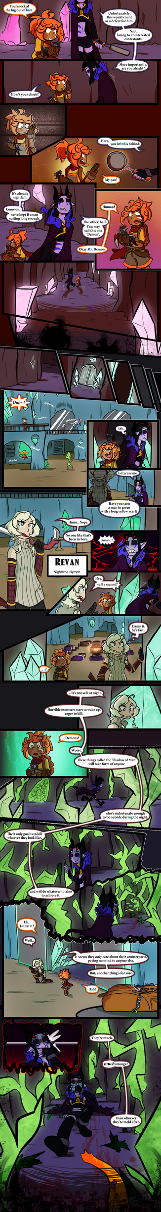 Higher World OCT Round 1(end) - Page 10 by sarahthecat