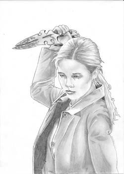 Yes,this suppose to be Buffy