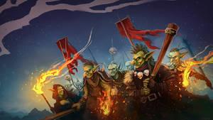 battle goblins