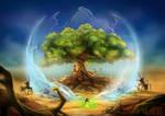 Tree of life (book illustration)