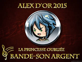 [Awards 2015] Bande Son Argent (Kyuukyuu/Chaos17) by Alex-d-or