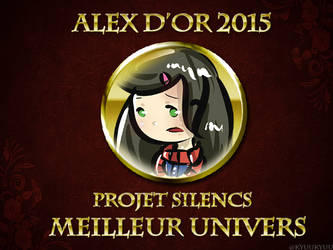 [Awards 2015] Meilleur Univers (Kyuukyuu/Chaos17) by Alex-d-or