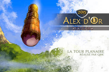 [Awards 2015] Meilleurs Systemes (par Felwynn) by Alex-d-or