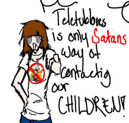 The truth of the Teletubbies by gangreengirl