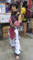 Fan Expo 2011 - Han Juri