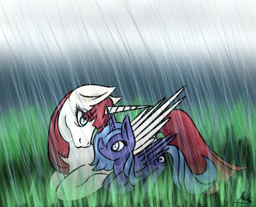 Let it Rain by Akashasi
