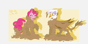 EQD ATG Day 8: Playing with mud