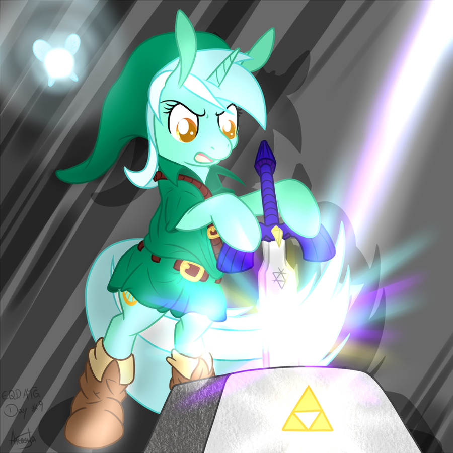 EQD ATG Day 9: Lyra by Akashasi