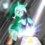 EQD ATG Day 9: Lyra
