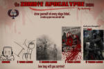 Zombie Apocalypse meme (as done by DDA) by DropDeadWolf