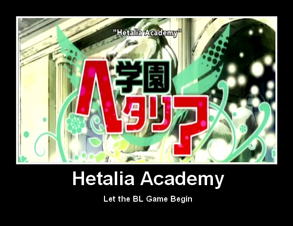 Hetalia Academy by Yuko-Okite