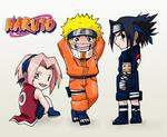 Chibi Team 7