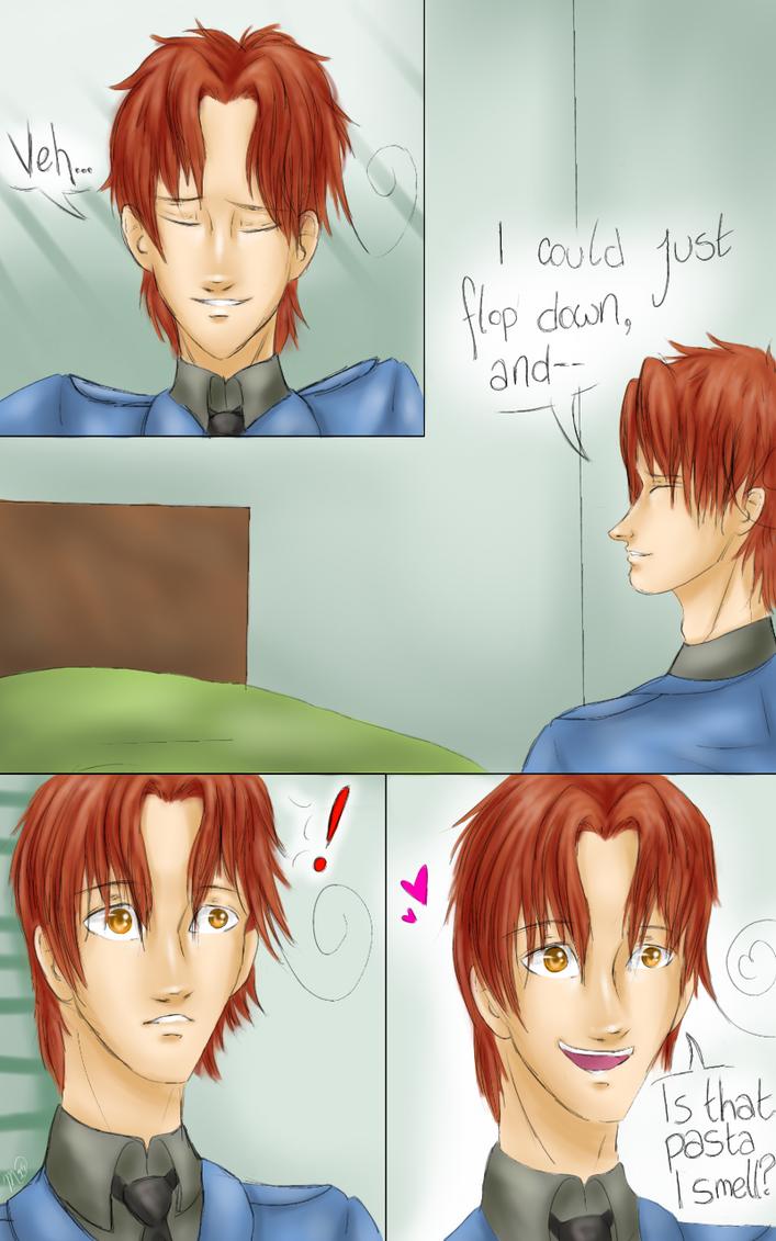 Dreamtalia Manga: Page 5 by Liettore