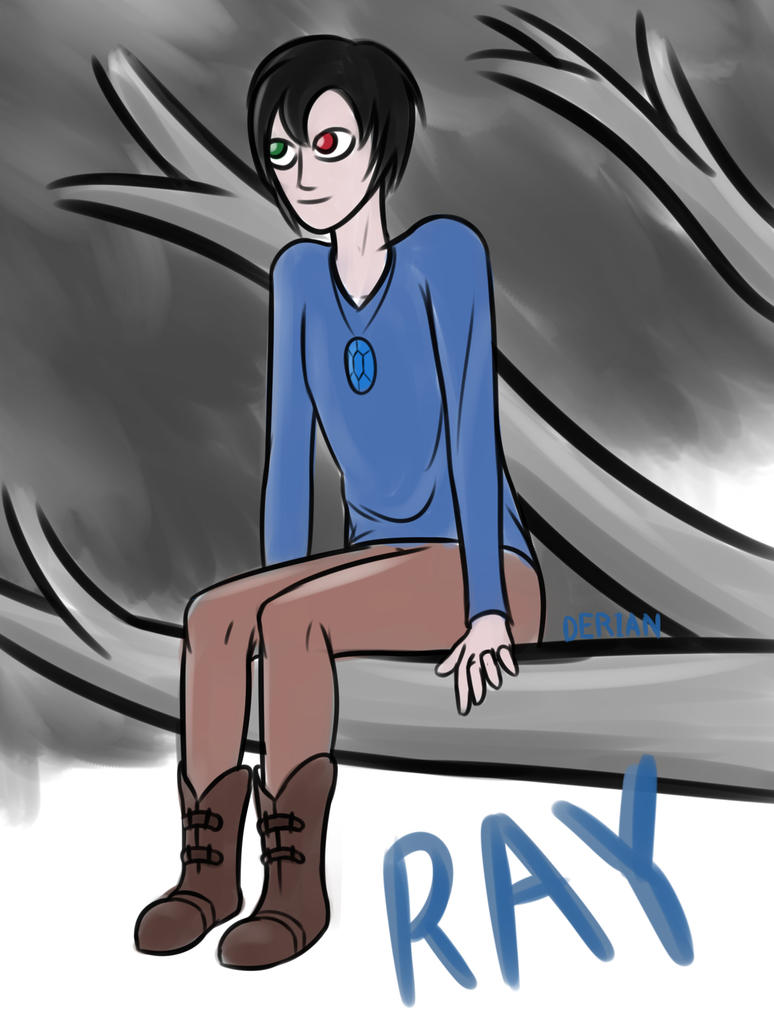 Ray [Request] by LordHopdiddy