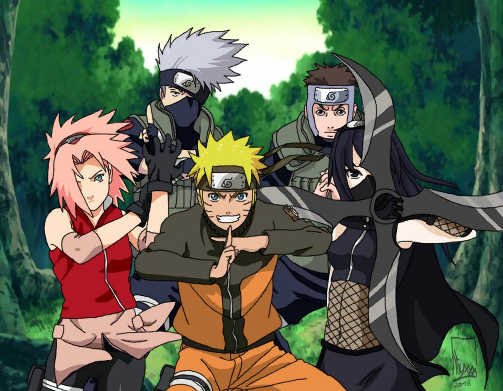 Naruto Team Video Bokep Bugil