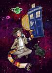 Tea-Time TARDIS
