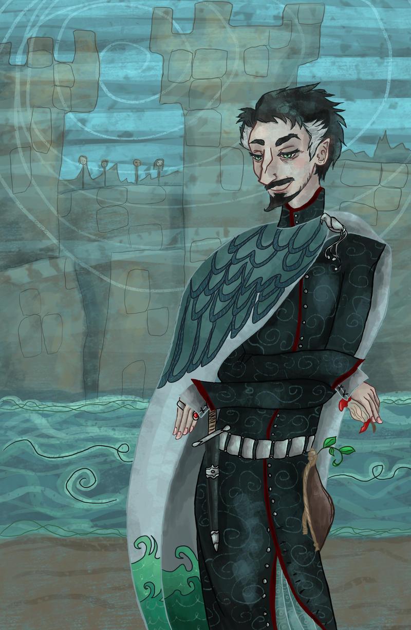 A Mockingbird (Littlefinger) (asoiaf) by SmudgeThistle