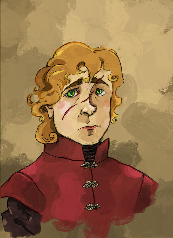 Disney Tyrion by SmudgeThistle