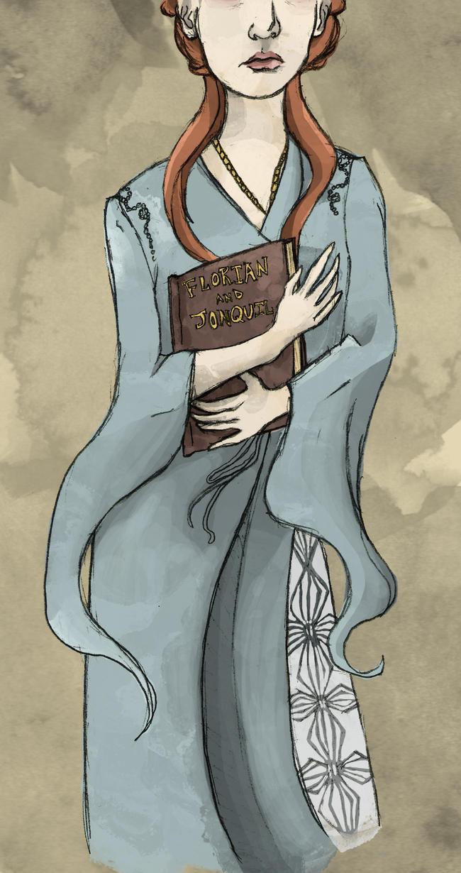 Sansa Appreciation Week - 2 Favourite Trait by SmudgeThistle