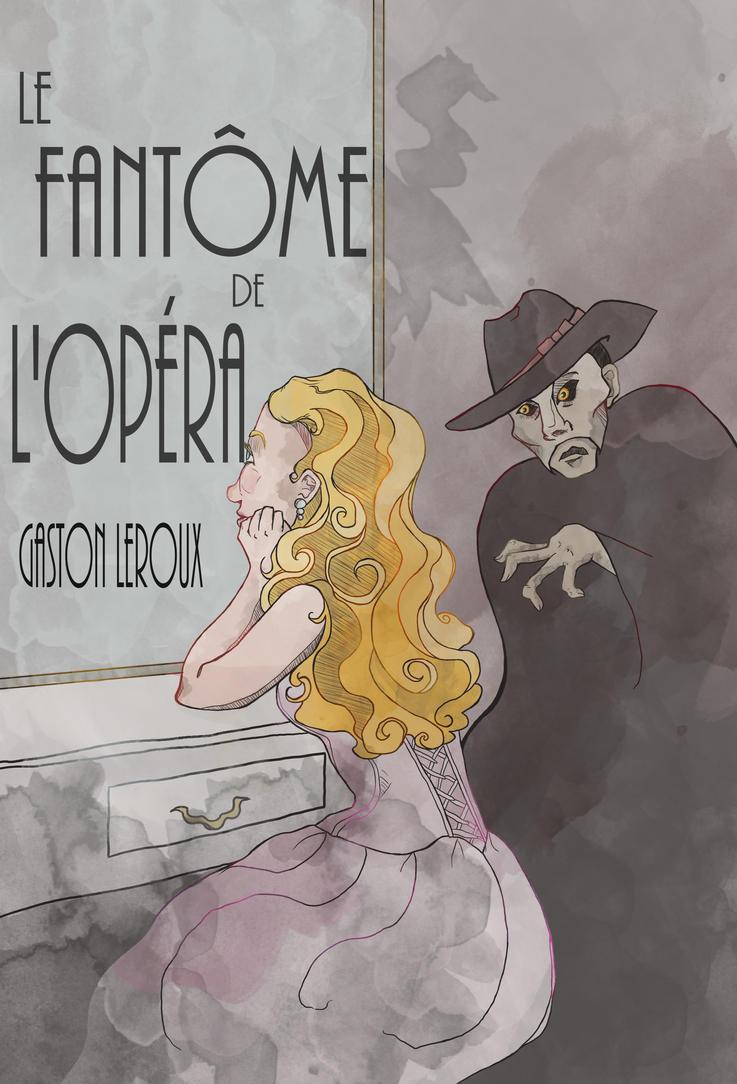 Le Fantome de l'Opera by SmudgeThistle
