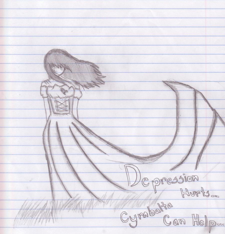 Depression Hurts by WalkingAbomination on DeviantArt