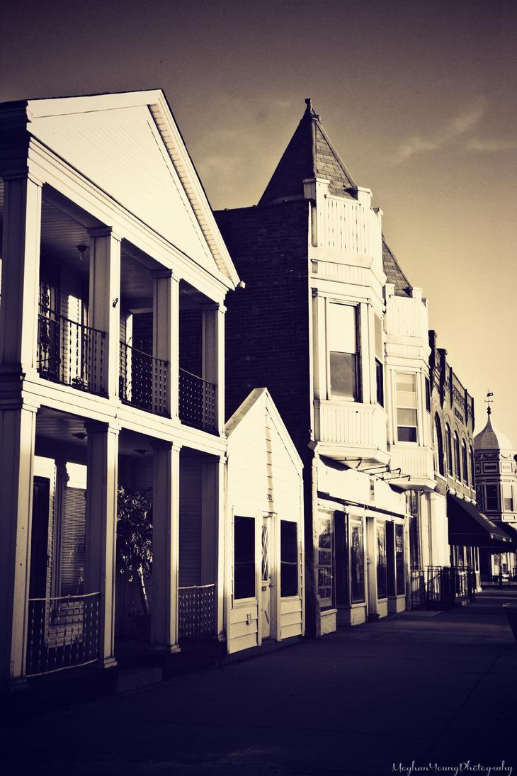 Eerie Town by Askingtoattackmeghan