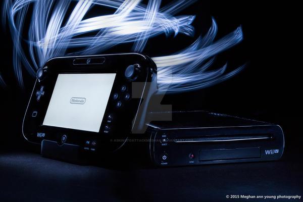 Wii U by Askingtoattackmeghan