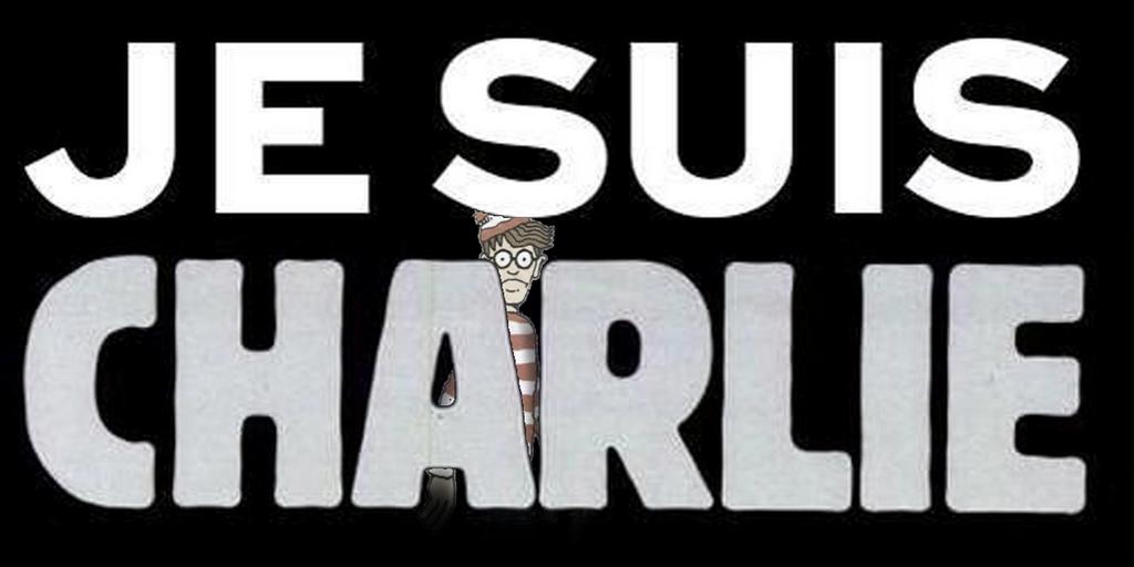 Je suis Charlie by Manduleen