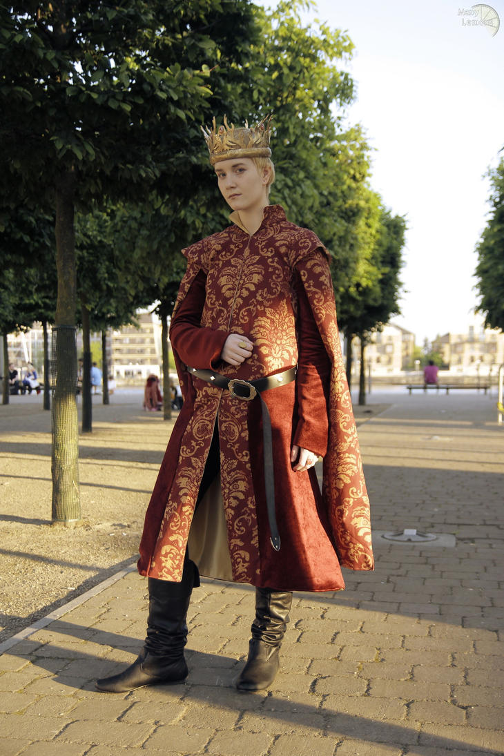 Game of Thrones - Joffrey Baratheon by DahliaGrimm
