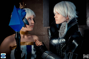 Odin Sphere - Valkyrie and Knight