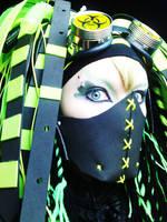 Cyber Goth Copyright ZYX Music by biohazardbitch
