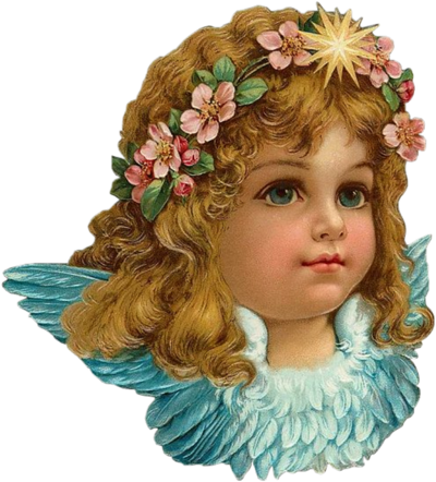 VICTORIAN angel 9 quaddles by quaddles