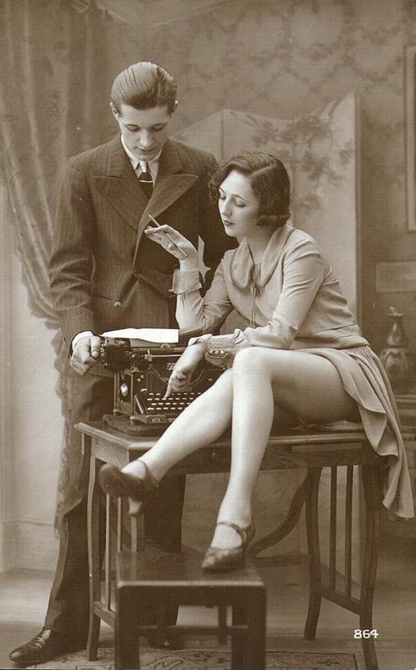 Vintage Couple 18 Quaddles By Quaddles On Deviantart
