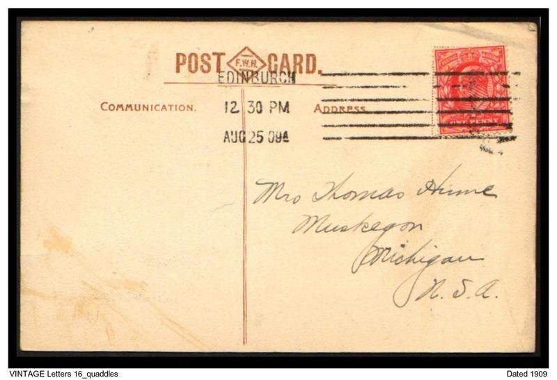 Old Fashioned Letter Font