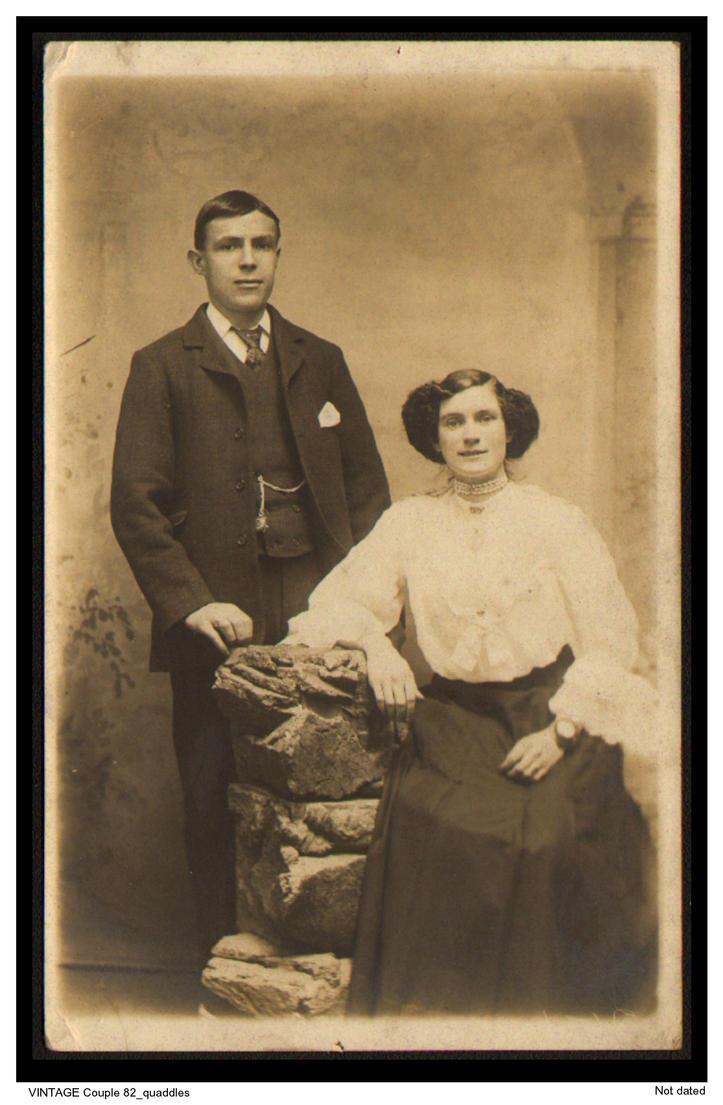 Vintage Couple 82 Quaddles By Quaddles On Deviantart