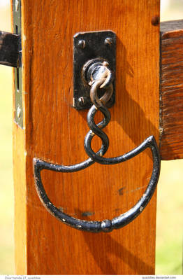 Door handle 27_quaddles