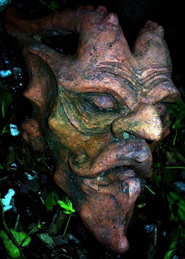 Devil Masque_quaddles by quaddles