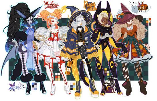 Halloween Adopts - Auction
