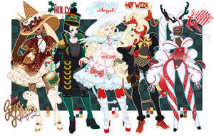 Holiday Adopts - Auction (Ended) by Cusd