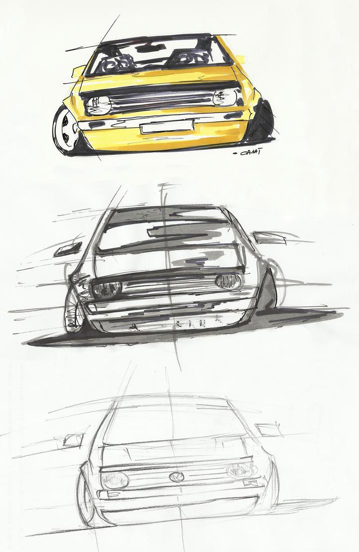 Vw Sketch - Viewing Gallery