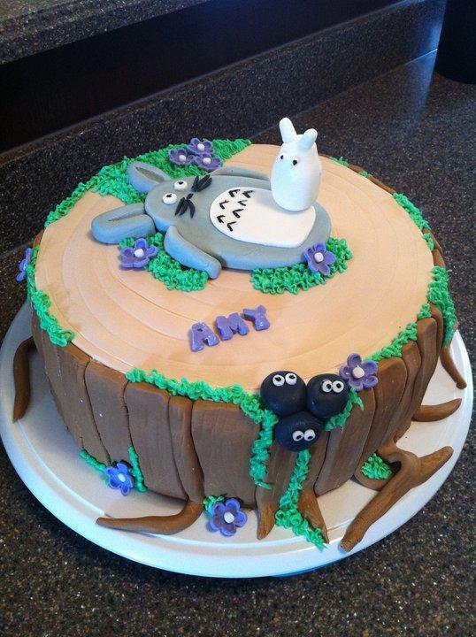 My 15th Birthday Cake By Lunathewisewolf On Deviantart
