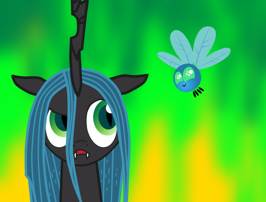 queen_chrysalis_and_the_parasprite_by_stingray_24-d4xysek.png