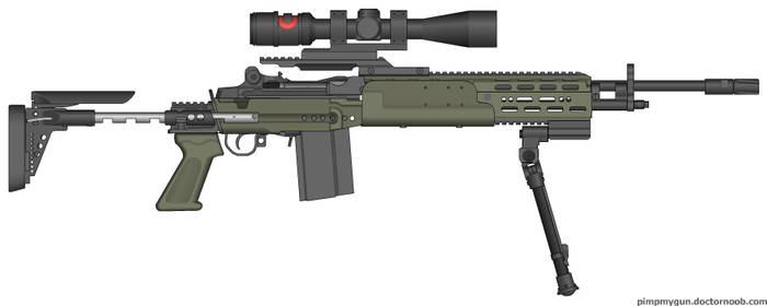 Mk 14 custom