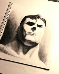 Superman Charcoal