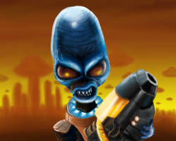Destroy All Humans by Austo89