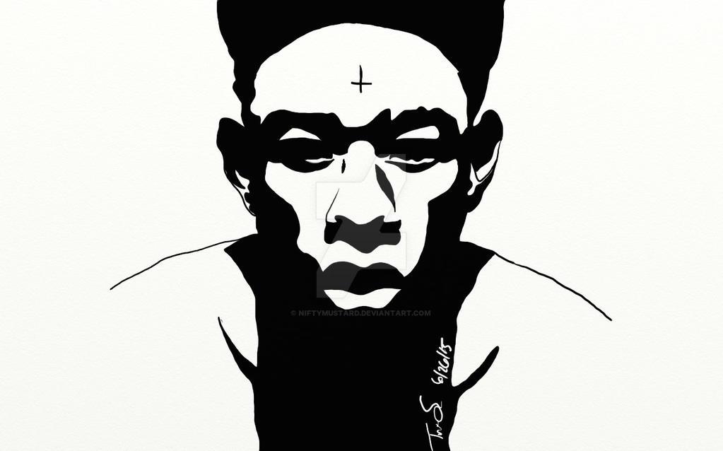 Tyler. The Creator by niftymustard on DeviantArt